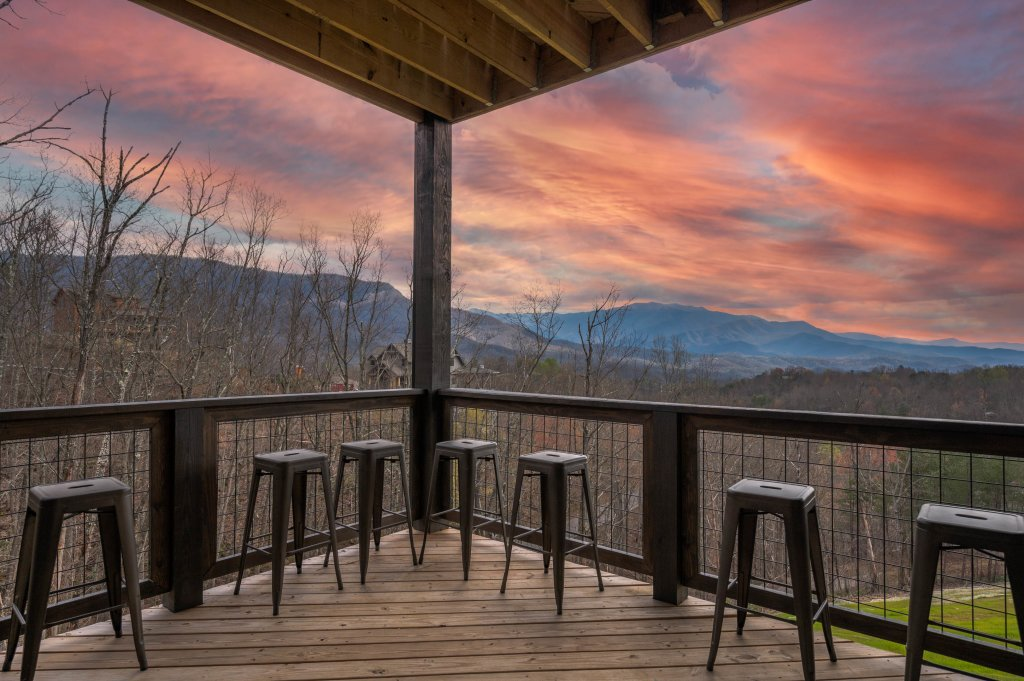 Photo of a Gatlinburg Cabin named Pine Top Paradise - This is the sixtieth photo in the set.