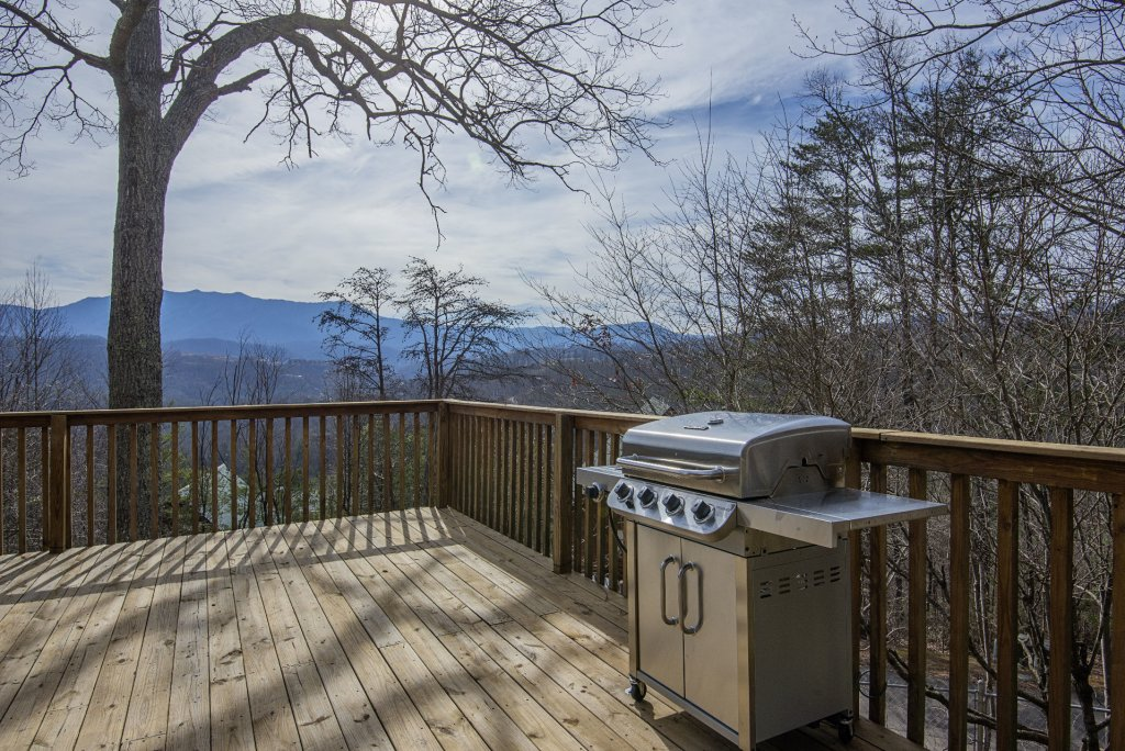 Photo of a Gatlinburg Cabin named Ending View - This is the thirteenth photo in the set.