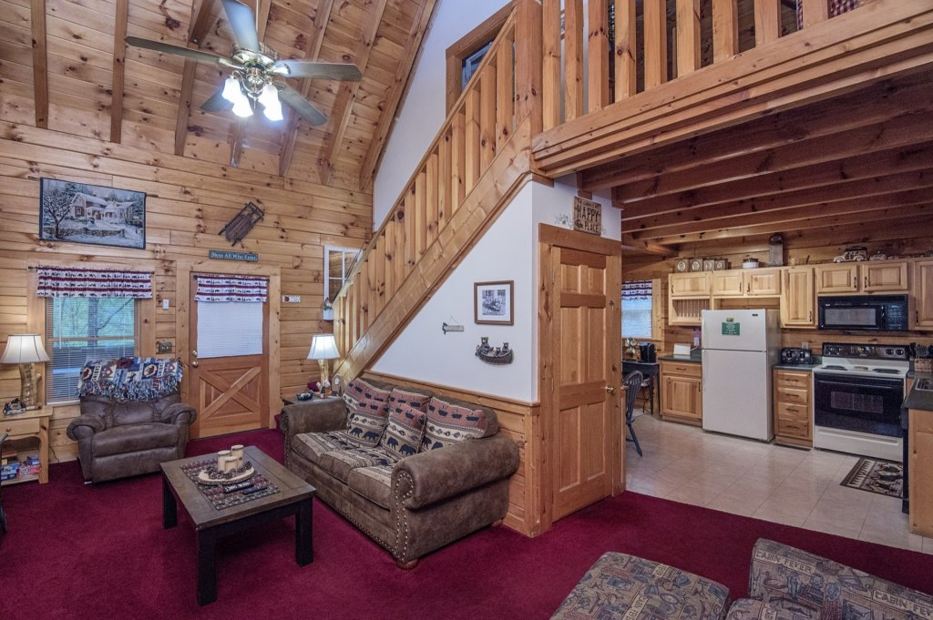 Photo of a Pigeon Forge Cabin named  Legacy Lodge - This is the sixth photo in the set.