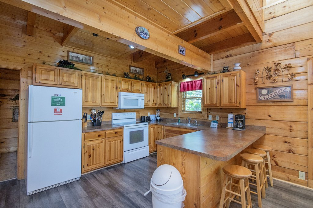 Photo of a Sevierville Cabin named  Tranquility - This is the tenth photo in the set.