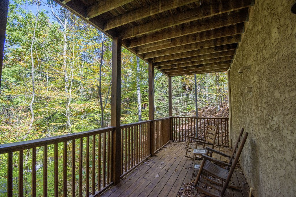 Photo of a Pigeon Forge Cabin named  Smoky Mountain Getaway - This is the seventeenth photo in the set.