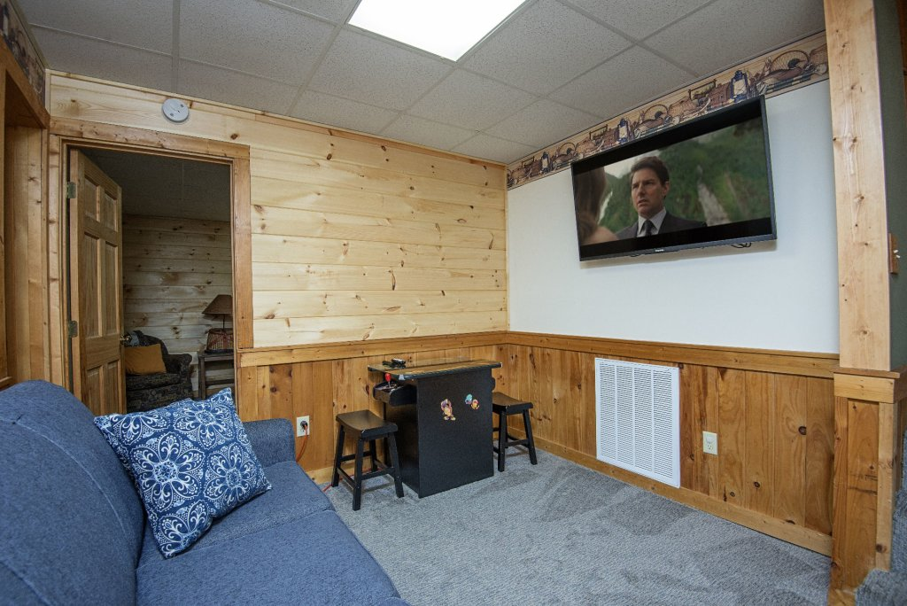 Photo of a Pigeon Forge Cabin named  Smoky Mountain Getaway - This is the twelfth photo in the set.