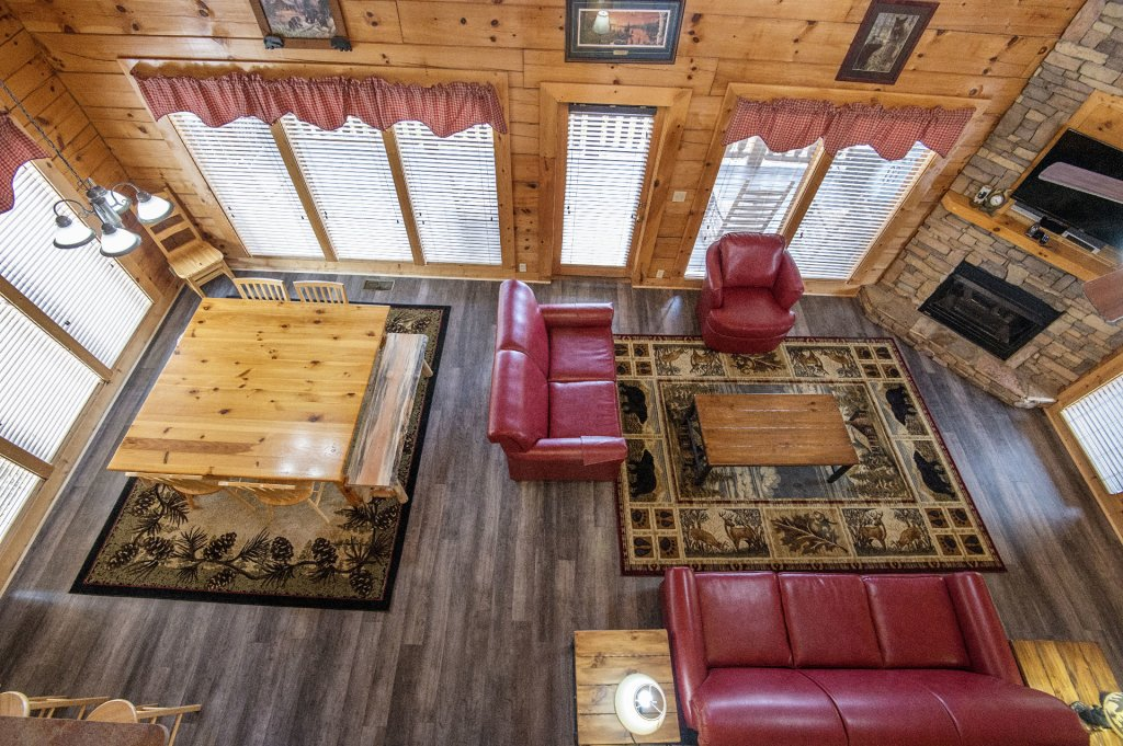 Photo of a Sevierville Cabin named  Tranquility - This is the twenty-fourth photo in the set.