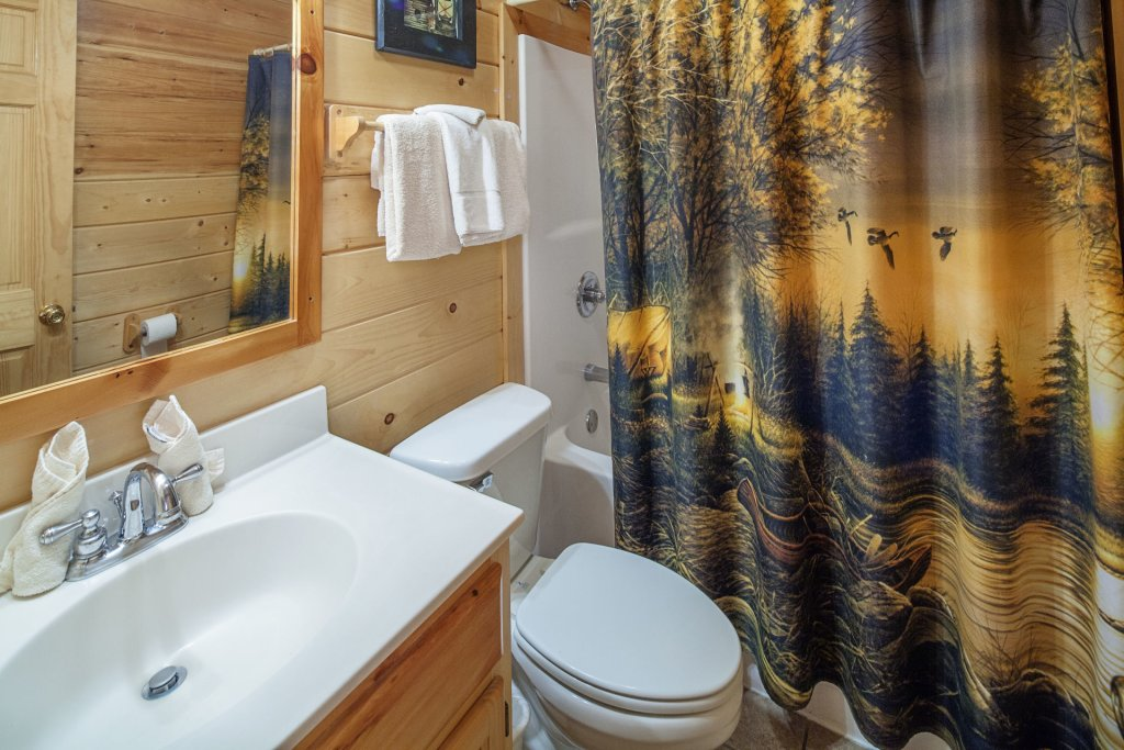 Photo of a Sevierville Cabin named  Black Beary Ridge - This is the sixteenth photo in the set.