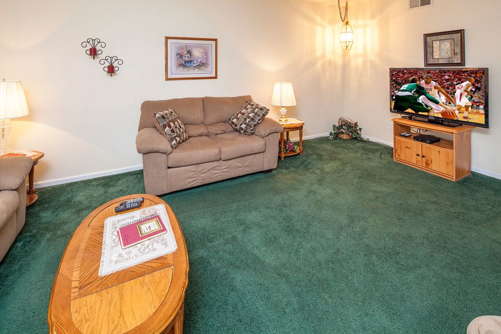 Photo of a Pigeon Forge Condo named  Colonial Crest 110 - This is the second photo in the set.
