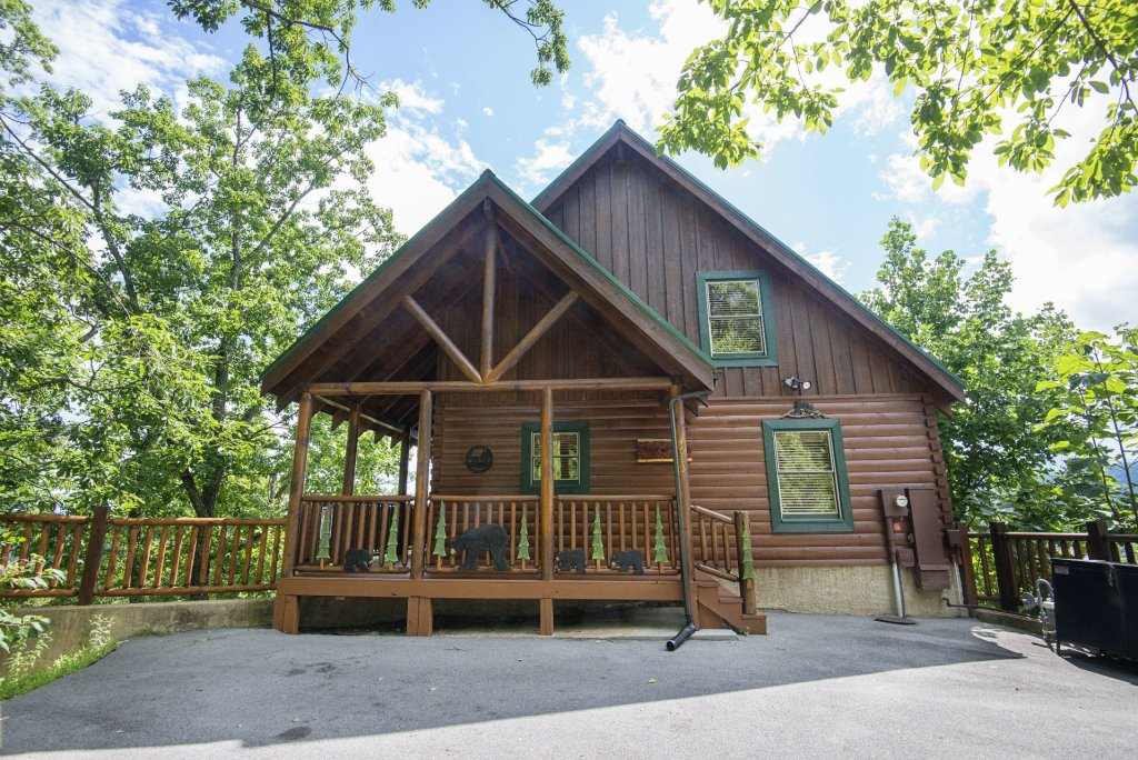 Photo of a Pigeon Forge Cabin named Majestic Mountain View - This is the twenty-second photo in the set.