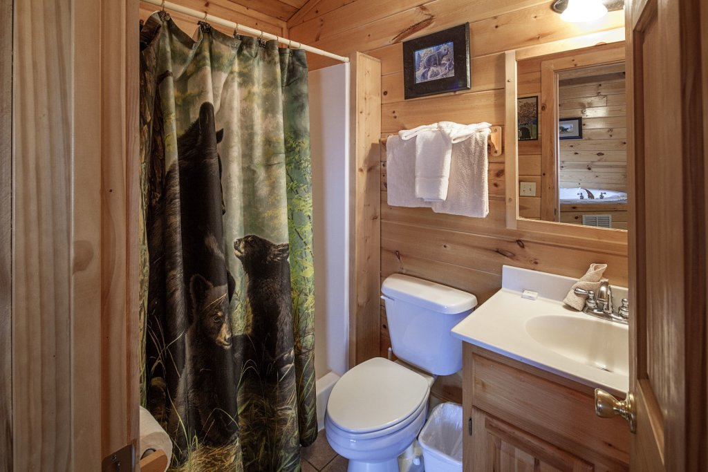 Photo of a Sevierville Cabin named  Black Beary Ridge - This is the eighteenth photo in the set.