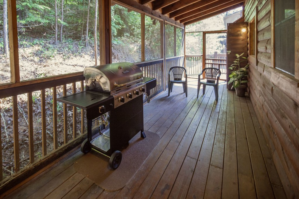 Photo of a Pigeon Forge Cabin named  A Smoky Mountain Dream - This is the twentieth photo in the set.