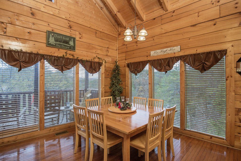 Photo of a Sevierville Cabin named  Simply The Best - This is the seventh photo in the set.