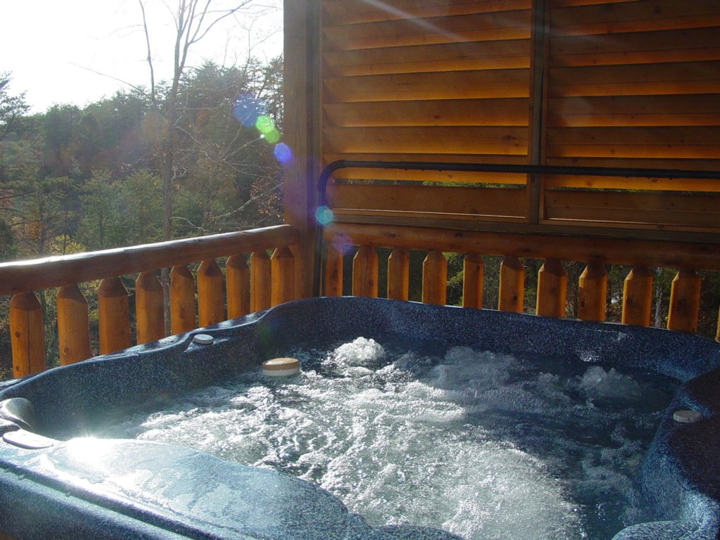 Photo of a Sevierville Cabin named  Simply The Best - This is the forty-fourth photo in the set.