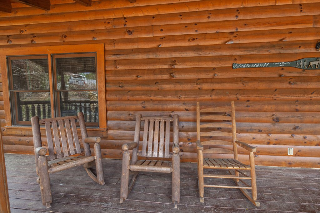 Photo of a Sevierville Cabin named  Black Beary Ridge - This is the fortieth photo in the set.