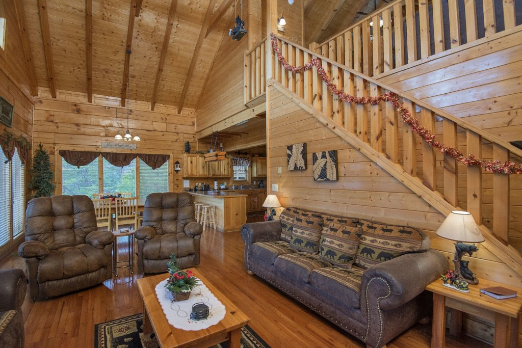 Photo of a Sevierville Cabin named  Simply The Best - This is the fifth photo in the set.