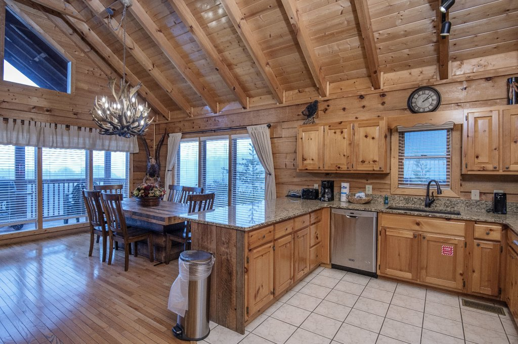 Photo of a Sevierville Cabin named  Eagles On High - This is the tenth photo in the set.