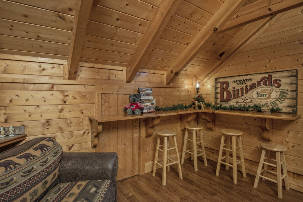 Photo of a Sevierville Cabin named  Simply The Best - This is the twenty-first photo in the set.