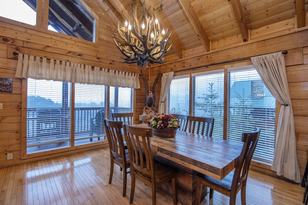 Photo of a Sevierville Cabin named  Eagles On High - This is the ninth photo in the set.