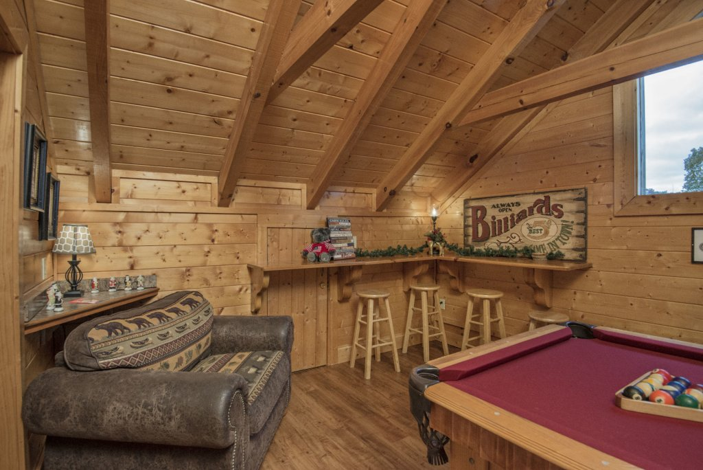 Photo of a Sevierville Cabin named  Simply The Best - This is the twentieth photo in the set.