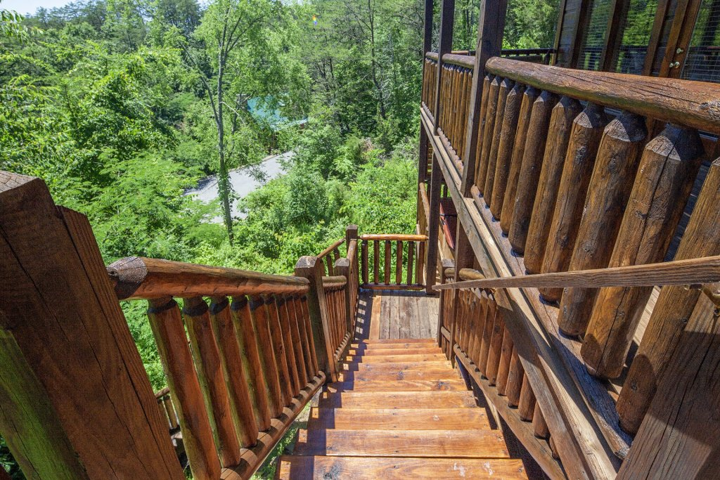 Photo of a Sevierville Cabin named  Simply The Best - This is the thirty-first photo in the set.