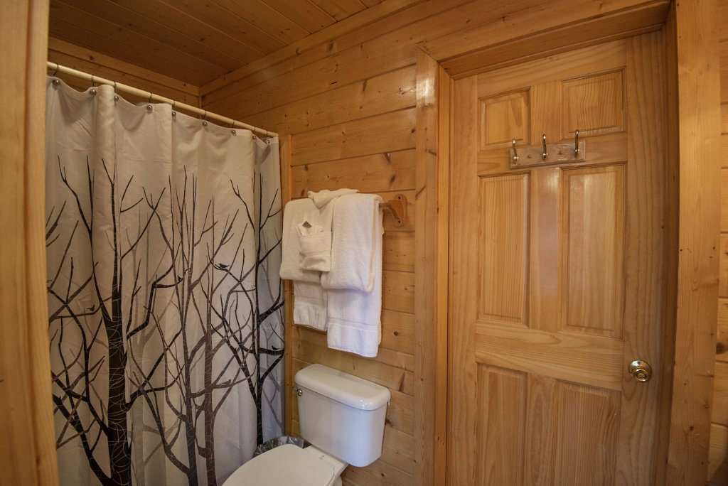 Photo of a Sevierville Cabin named  Simply The Best - This is the forty-first photo in the set.