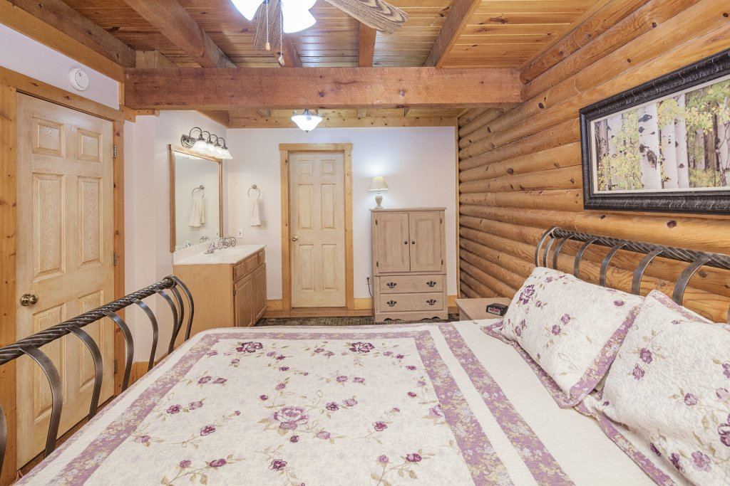 Photo of a Pigeon Forge Cabin named  Mountain Majesty - This is the twentieth photo in the set.