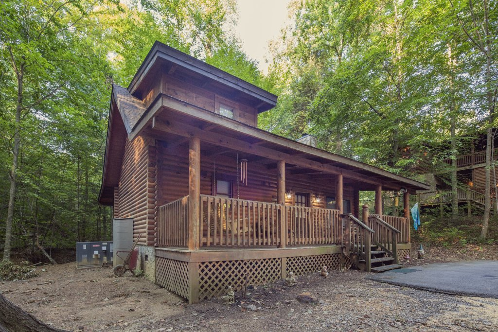 Photo of a Pigeon Forge Cabin named  Mountain Majesty - This is the eleventh photo in the set.