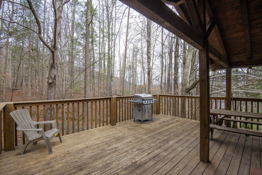 Photo of a Gatlinburg Cabin named Homespun Hospitality - This is the forty-second photo in the set.