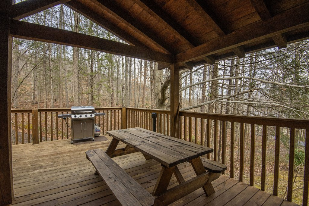 Photo of a Gatlinburg Cabin named Homespun Hospitality - This is the fortieth photo in the set.