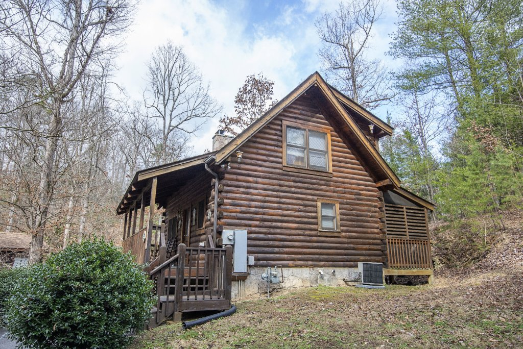 Photo of a Pigeon Forge Cabin named  Happy Haven - This is the twenty-seventh photo in the set.