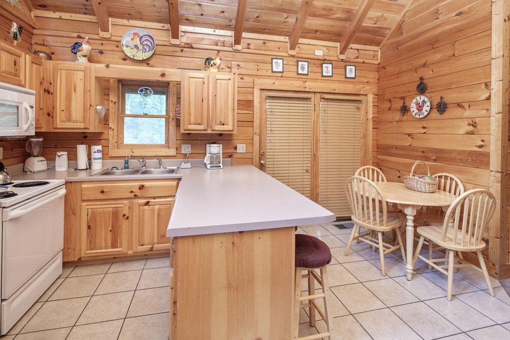 Photo of a Pigeon Forge Cabin named  Smooth Landing - This is the seventh photo in the set.