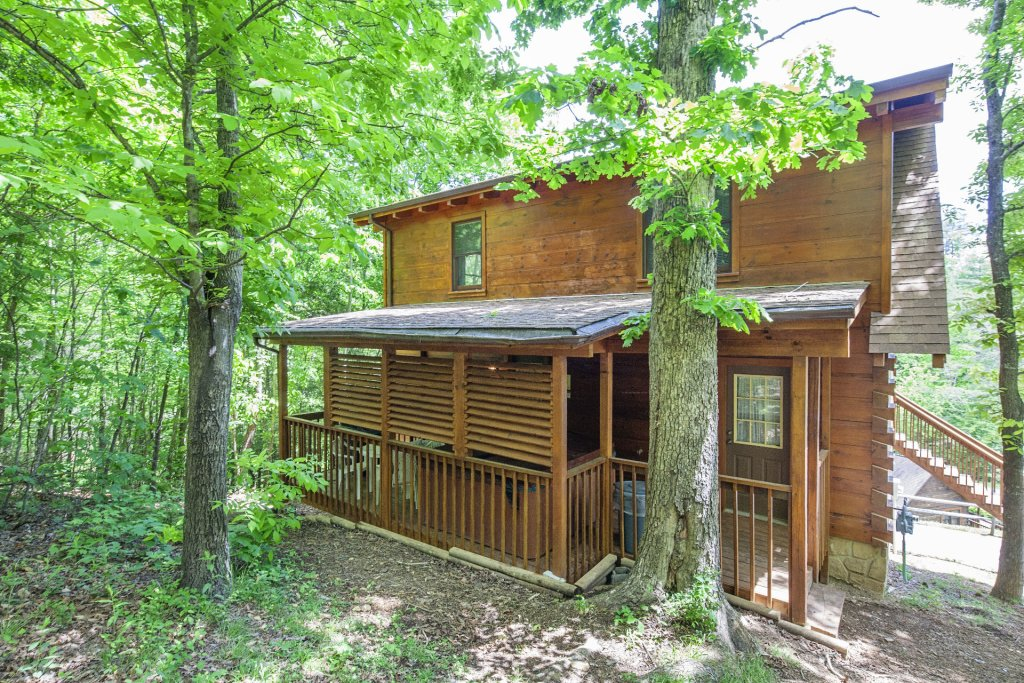Photo of a Pigeon Forge Cabin named  Bear Naked - This is the nineteenth photo in the set.