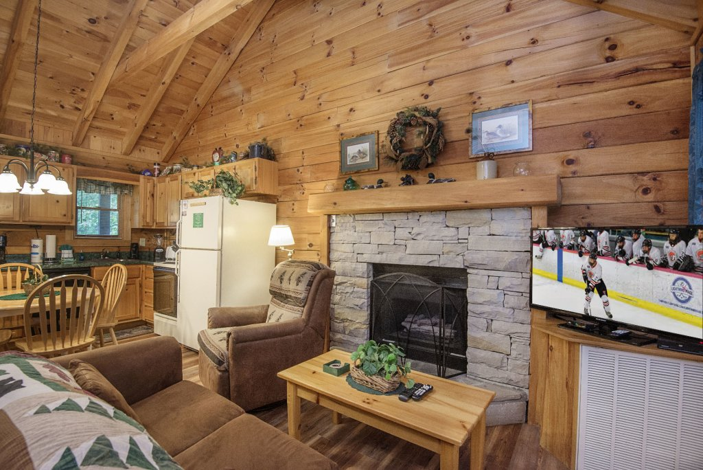 Photo of a Pigeon Forge Cabin named  Eagles Point - This is the third photo in the set.