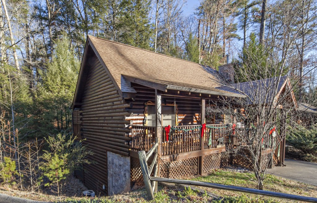 Photo of a Pigeon Forge Cabin named  The Cozy Bear - This is the twenty-first photo in the set.