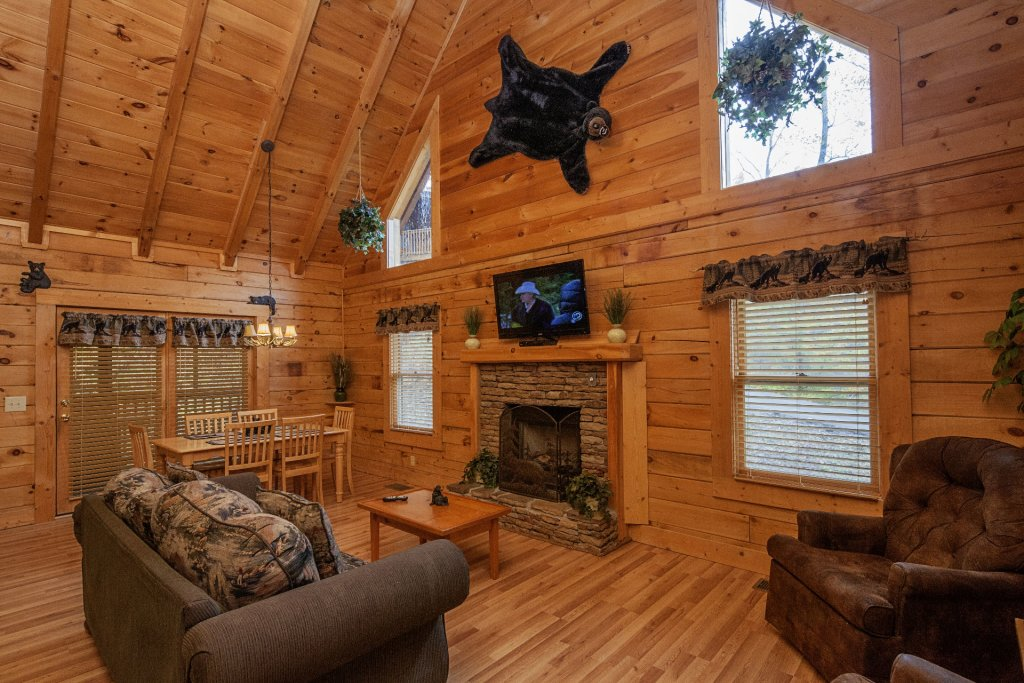 Photo of a Pigeon Forge Cabin named  Best Of Times - This is the second photo in the set.
