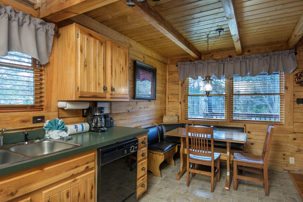 Photo of a Pigeon Forge Cabin named  Knotty Pine - This is the eleventh photo in the set.