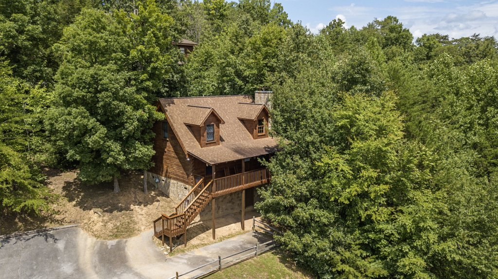 Photo of a Pigeon Forge Cabin named  Bear Naked - This is the twenty-fifth photo in the set.