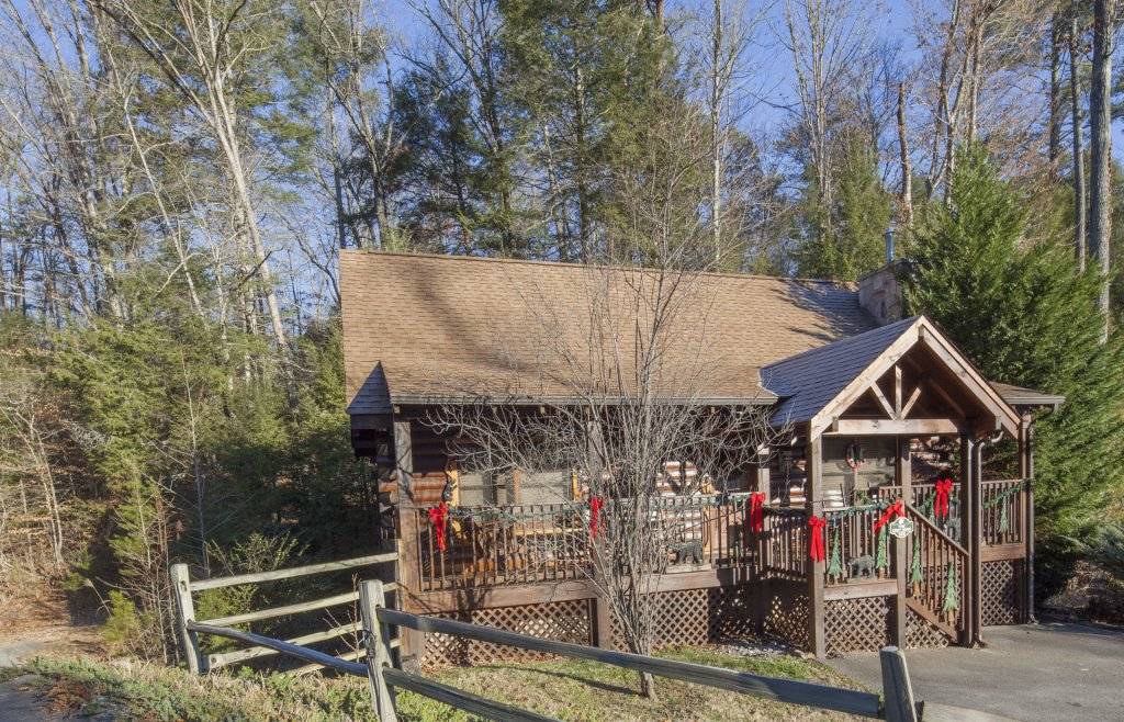 Photo of a Pigeon Forge Cabin named  The Cozy Bear - This is the twenty-second photo in the set.
