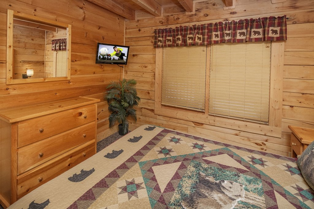 Photo of a Pigeon Forge Cabin named  Best Of Times - This is the twentieth photo in the set.