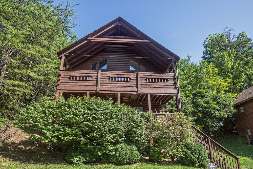 Photo of a Pigeon Forge Cabin named  A Bears Life - This is the thirty-second photo in the set.