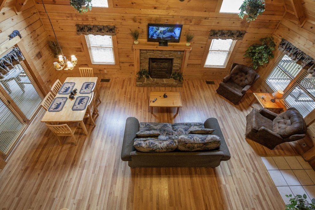 Photo of a Pigeon Forge Cabin named  Best Of Times - This is the fifth photo in the set.