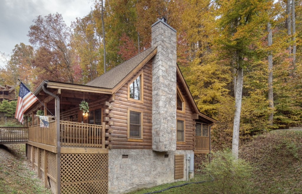 Photo of a Pigeon Forge Cabin named  Best Of Times - This is the first photo in the set.