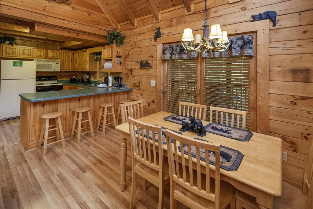 Photo of a Pigeon Forge Cabin named  Best Of Times - This is the seventh photo in the set.