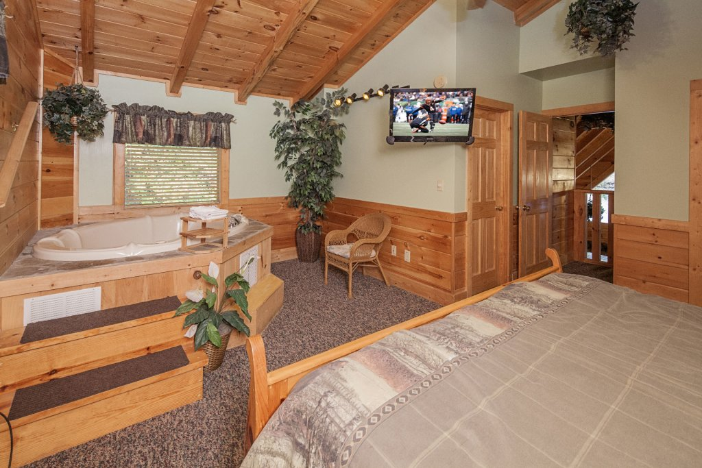 Photo of a Pigeon Forge Cabin named  Best Of Times - This is the twenty-sixth photo in the set.
