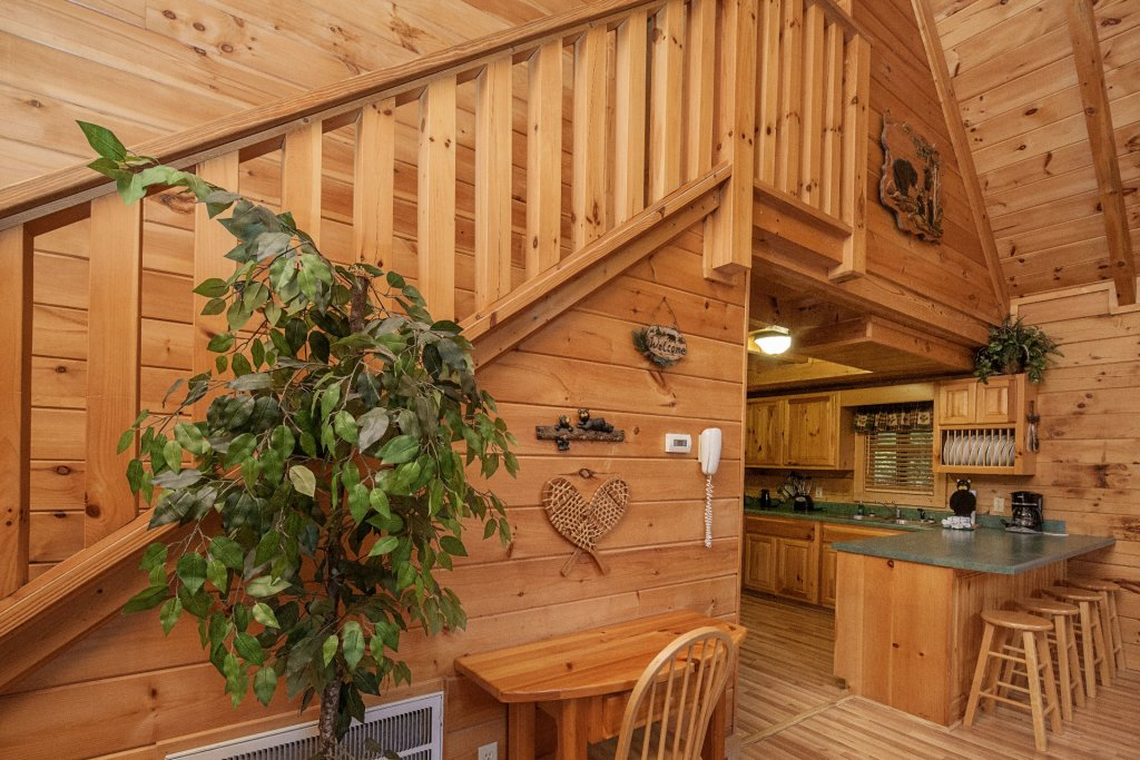 Photo of a Pigeon Forge Cabin named  Best Of Times - This is the tenth photo in the set.