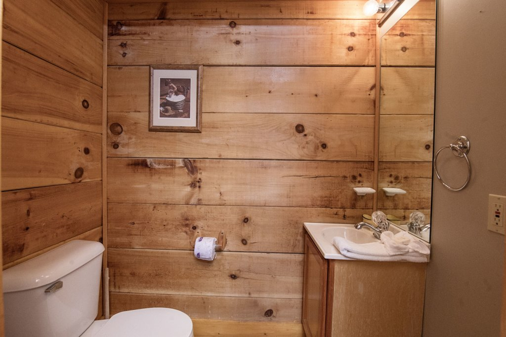 Photo of a Pigeon Forge Cabin named  Savage Loft (was Sweet Serenity) - This is the sixth photo in the set.