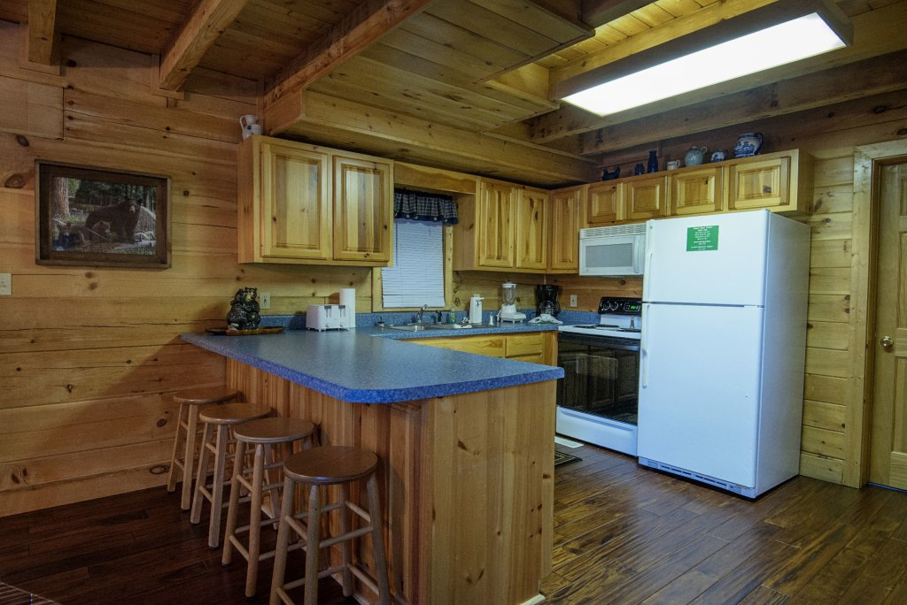 Photo of a Pigeon Forge Cabin named  Smoky Mountain Top - This is the eighth photo in the set.