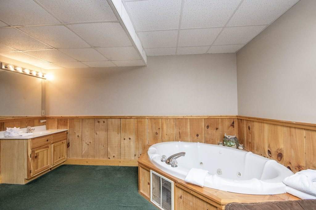 Photo of a Pigeon Forge Cabin named  Savage Loft (was Sweet Serenity) - This is the twenty-first photo in the set.