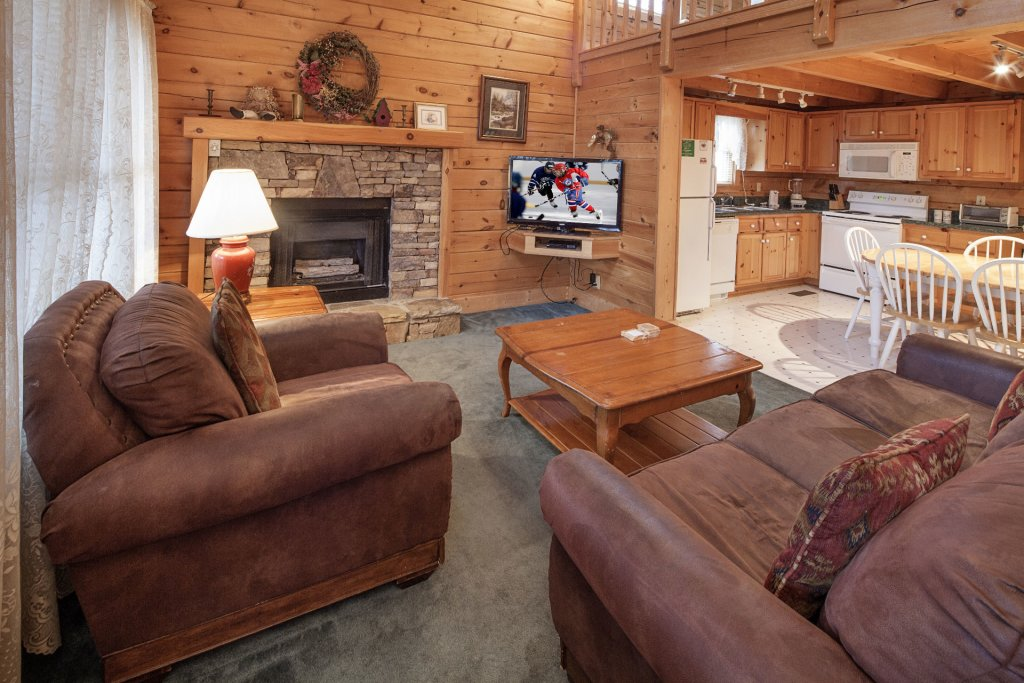 Photo of a Pigeon Forge Cabin named  Heavenly View - This is the fourth photo in the set.