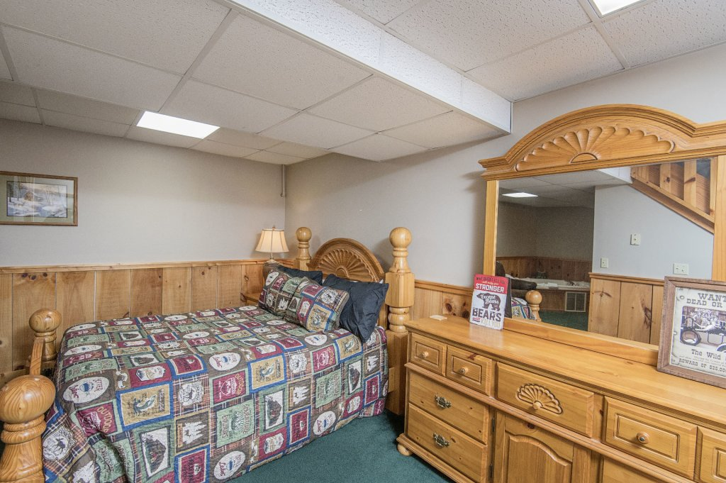 Photo of a Pigeon Forge Cabin named  Savage Loft (was Sweet Serenity) - This is the fifteenth photo in the set.