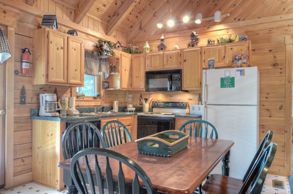 Photo of a Pigeon Forge Cabin named  Palmetto Place - This is the third photo in the set.