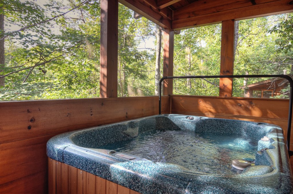 Photo of a Pigeon Forge Cabin named  Palmetto Place - This is the eleventh photo in the set.