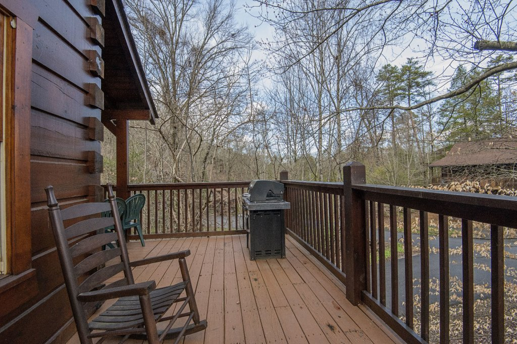 Photo of a Pigeon Forge Cabin named  Savage Loft (was Sweet Serenity) - This is the twenty-seventh photo in the set.